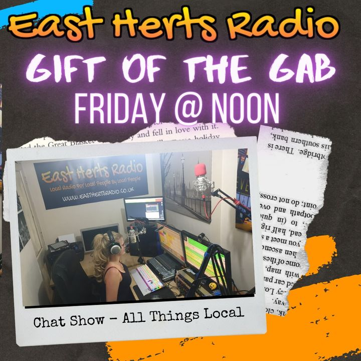 Gift Of The Gab Chat Show - Friday 10_6_2020