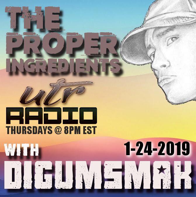 The Proper Ingredients .. by digumsmak .. 1-24-2019