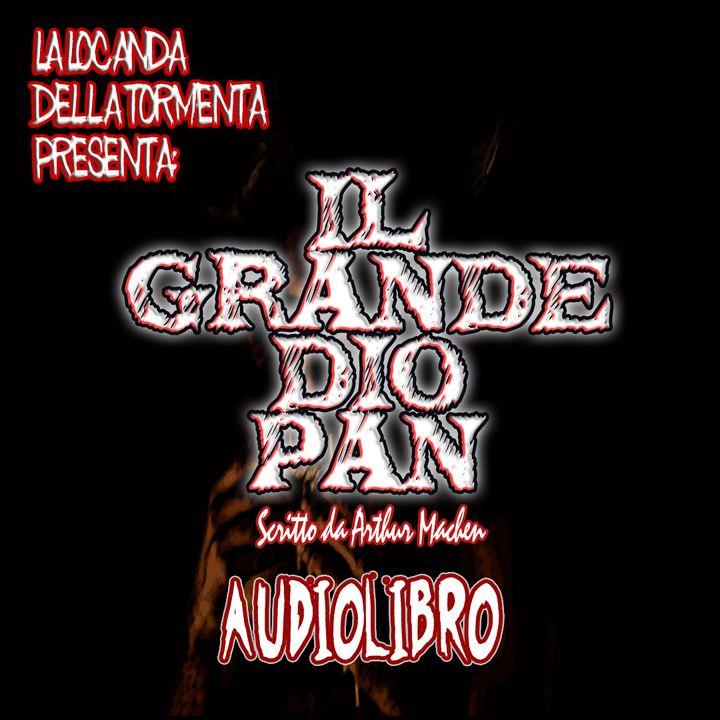 Audiolibro Il Grande Dio Pan - Arthur Machen
