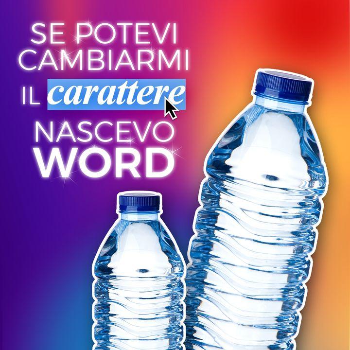 Ep. 53 - La classe non è acqua (minerale) 💧