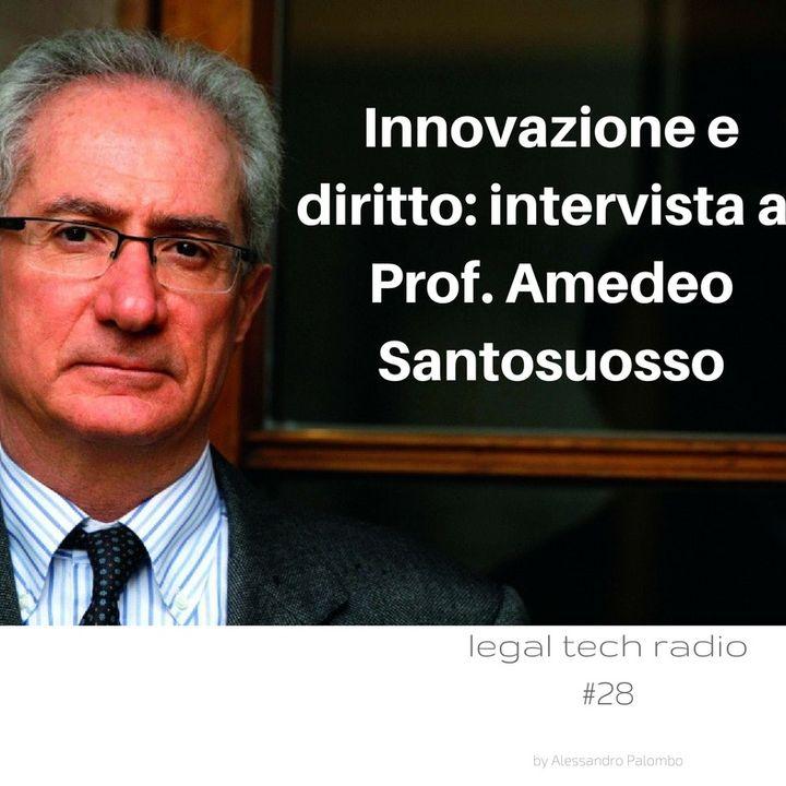 Innovazione e diritto: intervista al Prof. Amedeo Santosuosso