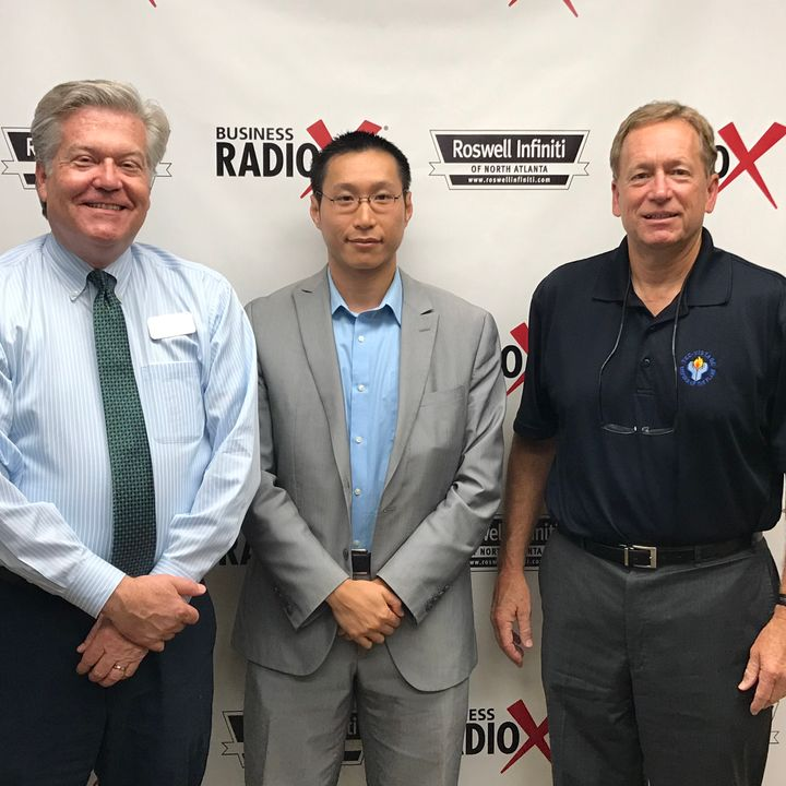 """Tim Fulton, Small Business Matters, and Anthony Chen, """"Family Business Radio"""""""
