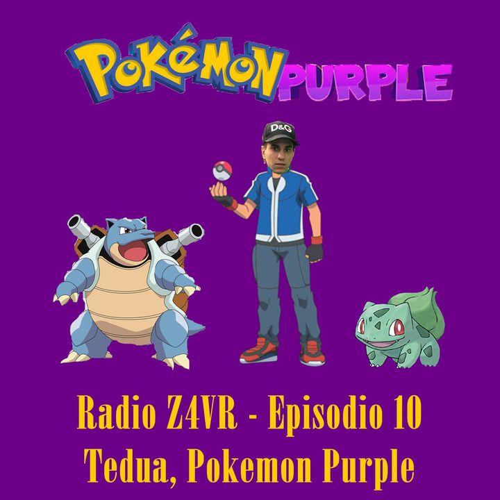 Episodio 10: Tedua, Pokemon Purple