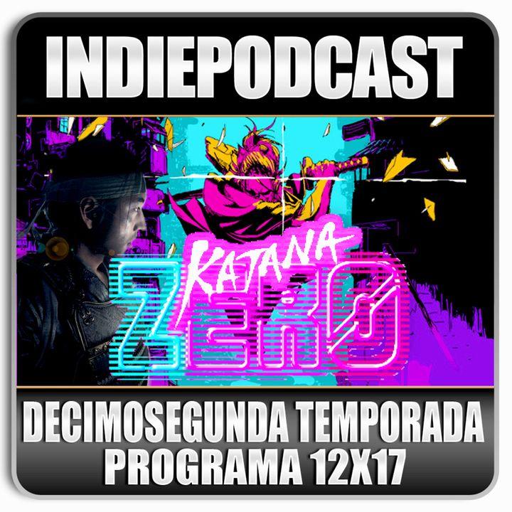Indiepodcast 12x17 'Katana Zero y Ghost of Tsushima Director`s Cut'