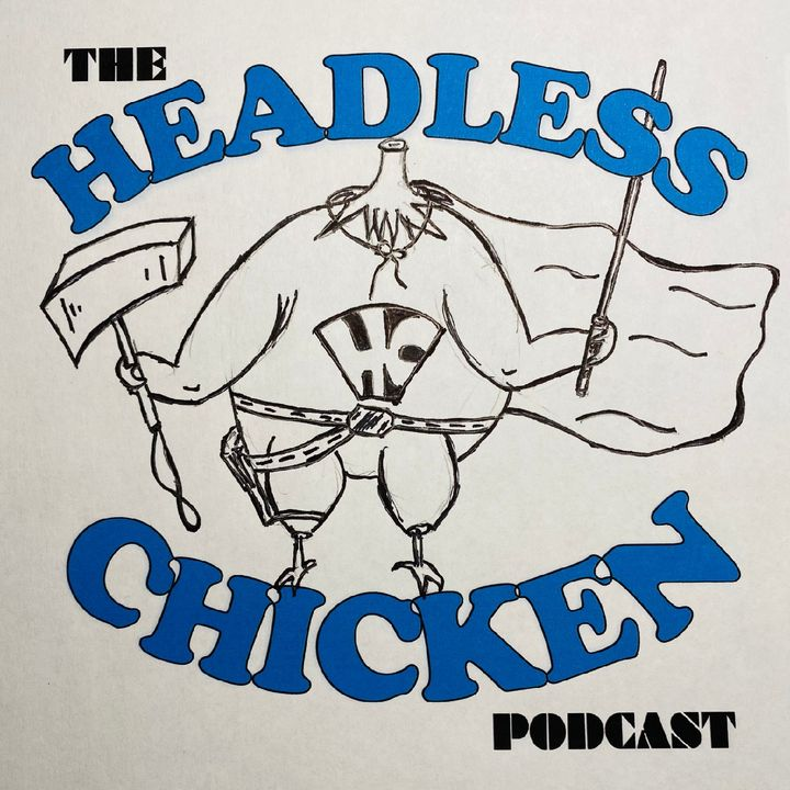 "Headless Chicken Podcast #13 - Batman, ""Sonic,"" and Jojo Rabbit"