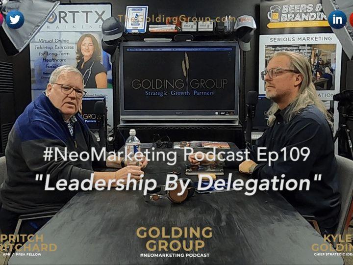 Leadership By Delegation