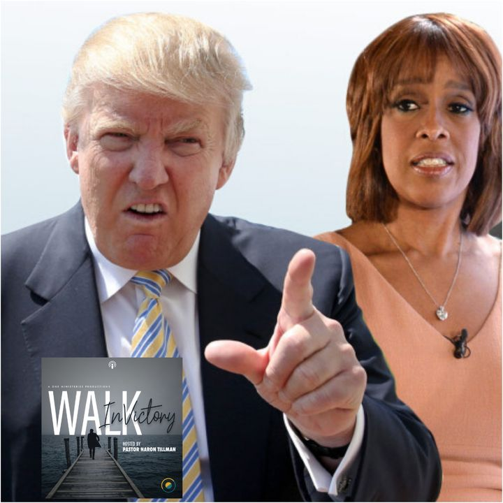 Donald Trump Acquittal 2020- Gale King Lisa Lesi Interview Backlash About Kobe and More