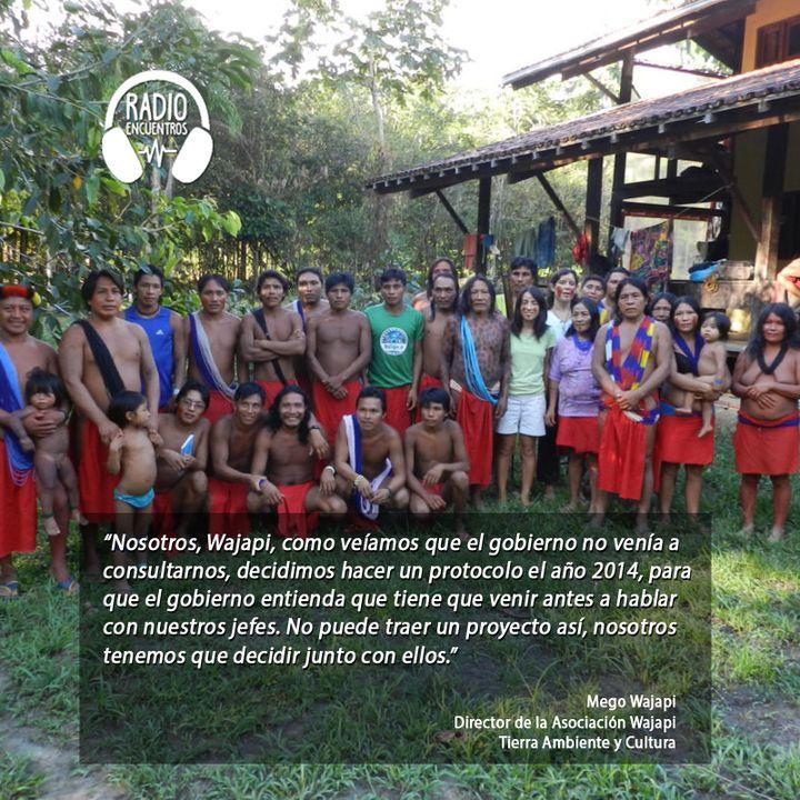 Consulta Previa: La experiencia del protocolo del pueblo wajapi en Brasil