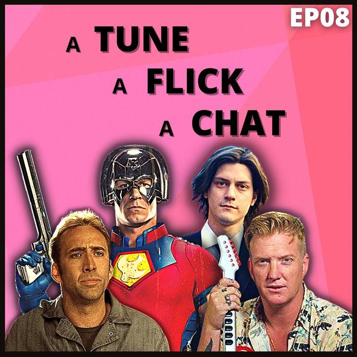 A Tune, A Flick, A Chat EP08 - QOTSA, The Suicide Squad & Celebrity Deaths