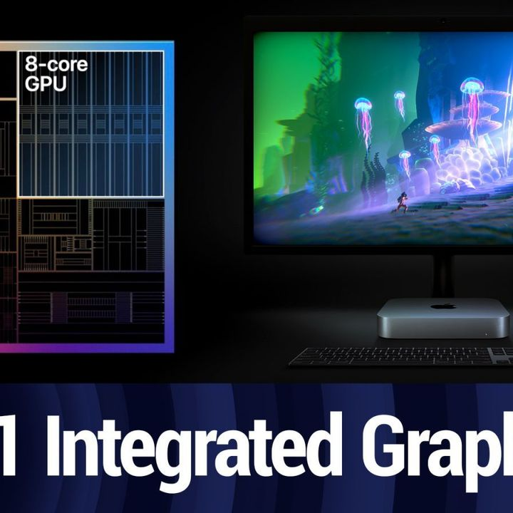 Apple Goes All-in on Integrated Graphics   TWiT Bits