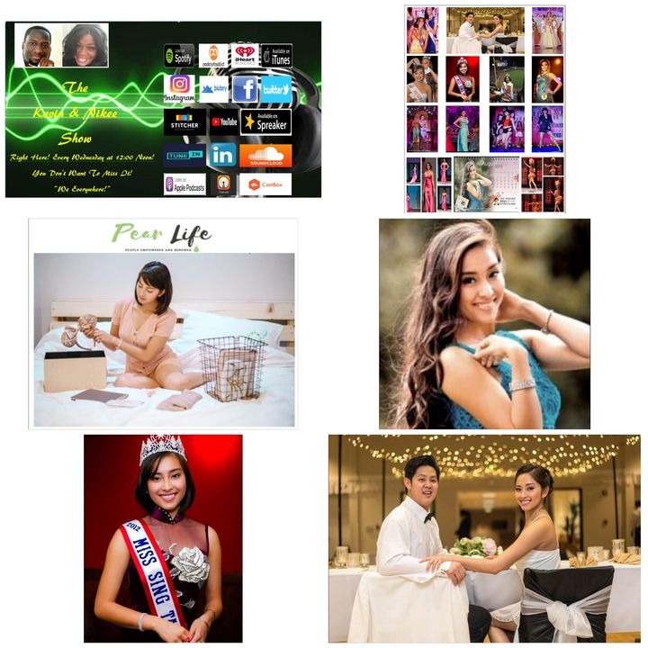 The Kevin & Nikee Show  - Diana Noriega Weng - Dance Teacher, Coach, Choreographer, Model, Actress, Travel and Lifestyle Enthusiast