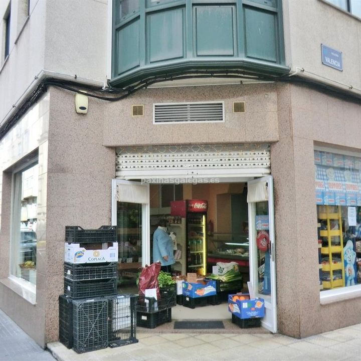 La tienda de la esquina