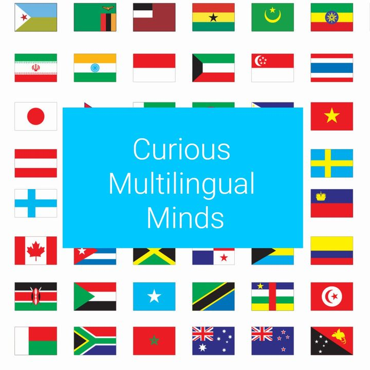 #1 Introducing Curious Multilingual Minds Podcast