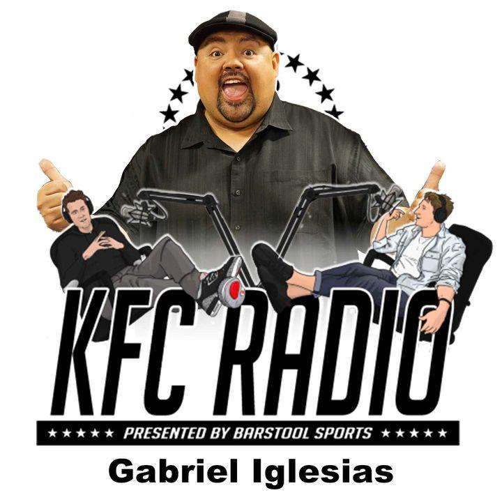 Gabriel Iglesias, Christmas Photo Tyrants, Marrying Your Sex Doll, and Brobangs