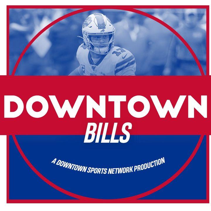 Ep.22: Talking Buffalo Bills w/ Mark Swain of UK Bills