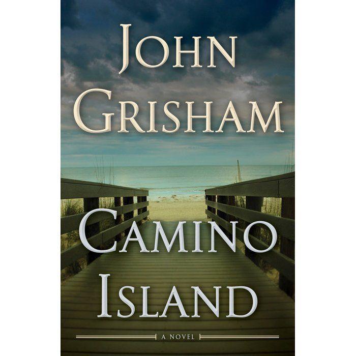 Book - Camino Island (John Grisham)