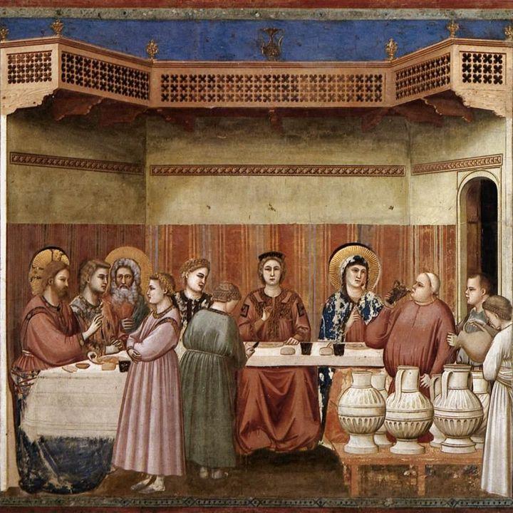 Invitati con lo sposo (Mt 7,14-15)