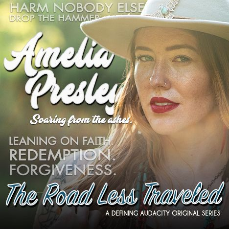 Amelia Presley: Soaring from the ashes