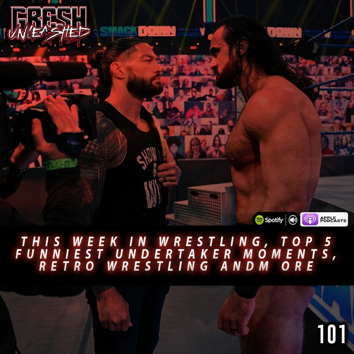 This Week In Wrestling, Top 5 Funniest Undertaker Moments, Retro Wrestling and more | 101