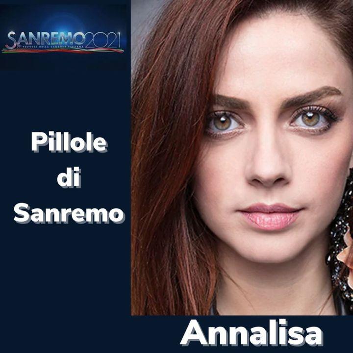 Pillole di Sanremo - Ep. 17: Annalisa