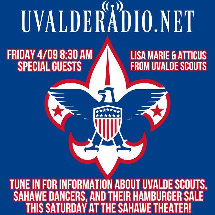 Lisa Marie & Atticus / Uvalde Scouts