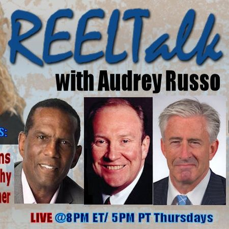 REELTalk: Super Bowl Champion Burgess Owens, NY Times bestselling author Christopher Horner and author and columnist Andrew McCarthy