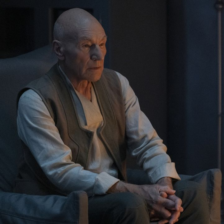 100: STAR TREK: PICARD Season Finale