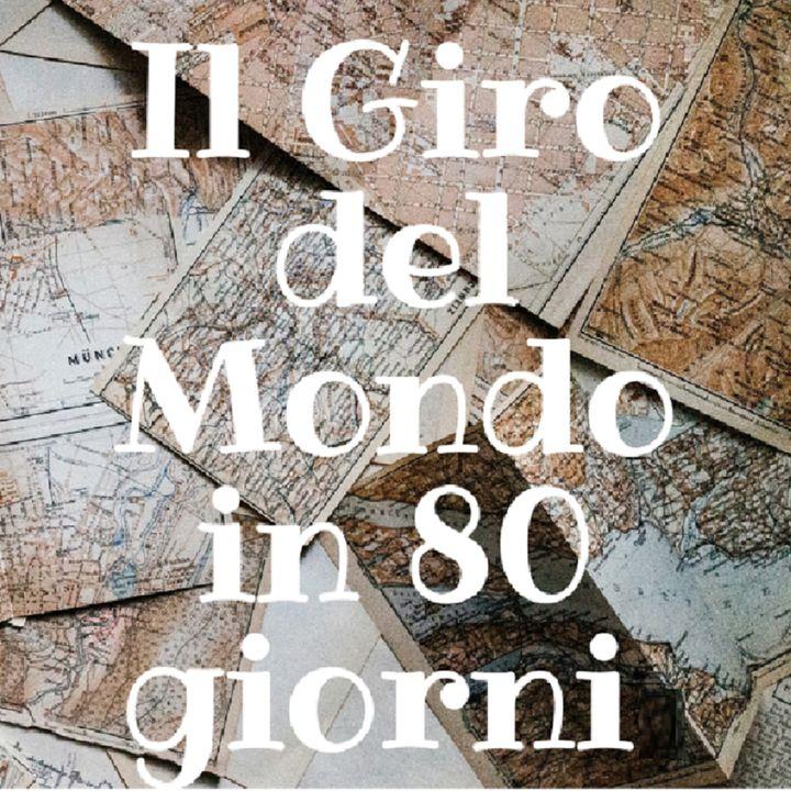 Il giro del mondo in 80 giorni - Capitolo 13