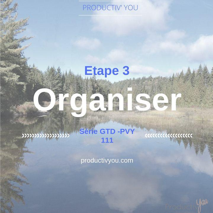 PVY111 GTD Organiser