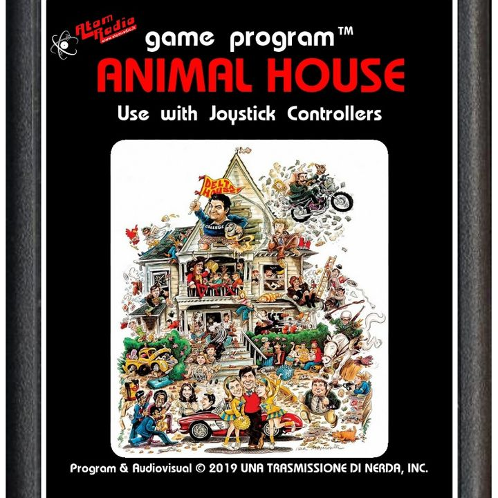 UTDN 34 - Una trasmissione di Animal House