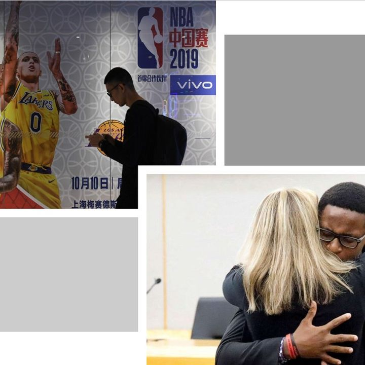 North & South of the 49th: Episode 1 The NBA And China & Botham Jean case