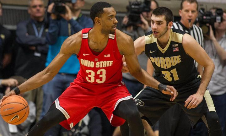 Go B1G or Go Home:Does Ohio State Deserve a top 2 seed, Is Purdue Falling apart?