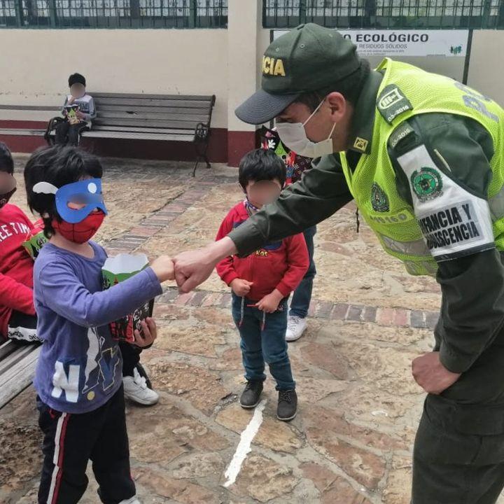 Entrevista a Policía de Infancia y Adolescencia del Distrito 12
