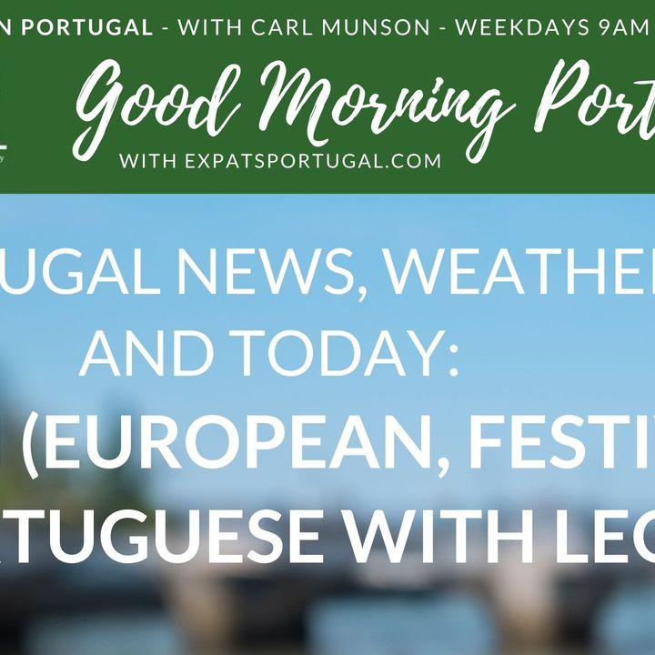 Learn (European, Festive) Portuguese with Leo