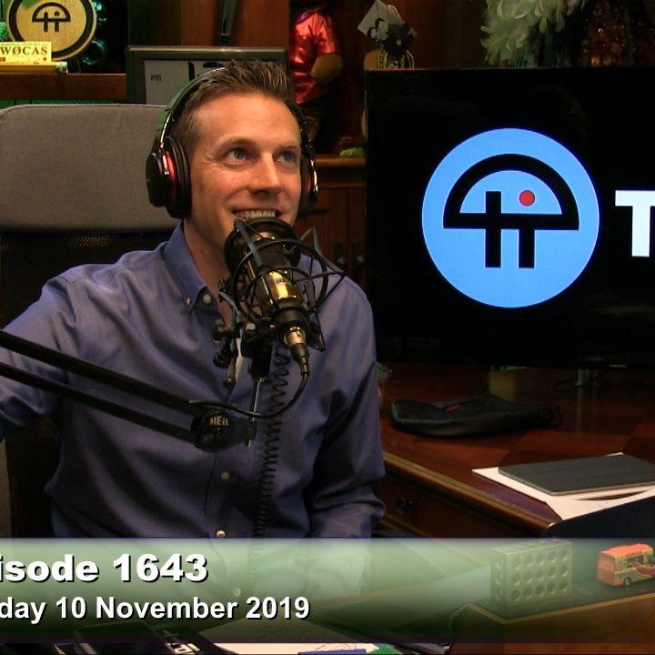 Leo Laporte - The Tech Guy: 1643