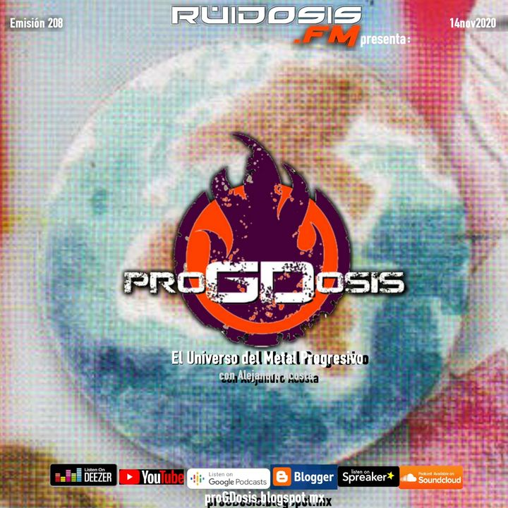 proGDosis 208 - 14nov2020 - Cast