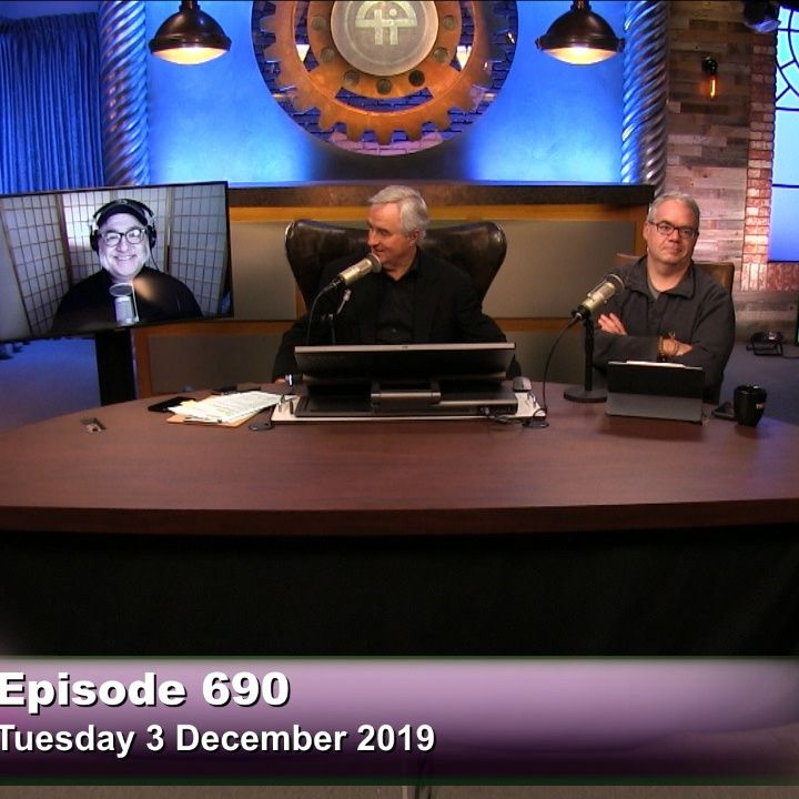 MacBreak Weekly 690: Podcast in a Sack