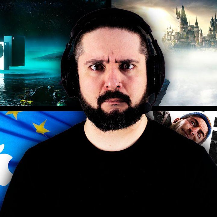 HOGWARTS LEGACY: CI SONO NOVITÁ! | STADIA SU XBOX?! | UE VS APPLE | SUICIDE SQUAD ▶ #KristalNews #73