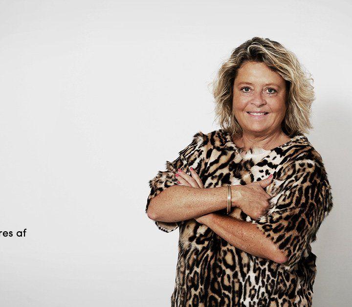 'Mod til at lede': Bosses Boldgade, gæst Karin Verland.