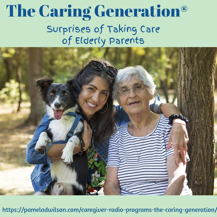 Working and Taking Care of Elderly Parents