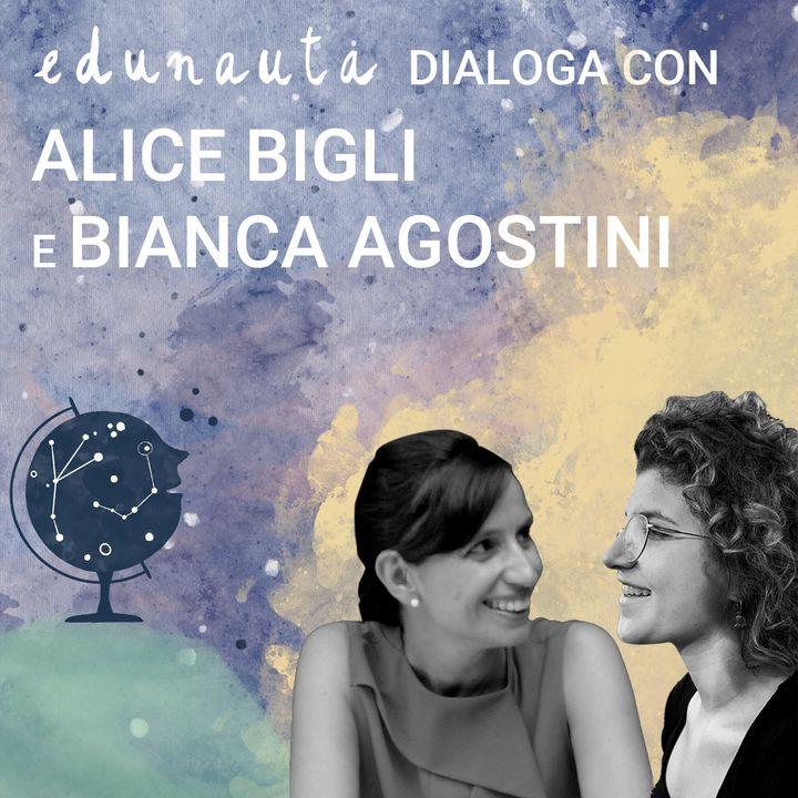 Giovani e partecipazione, come essere protagonisti della vita con Alice Bigli e Bianca Agostini