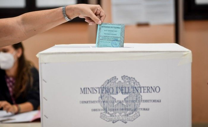 Elezioni 2020, il Sì al referendum costituzionale è in testa