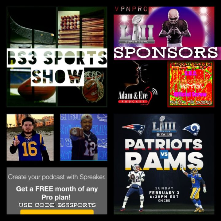 BS3 Sports #SuperBowl Show