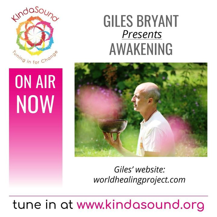 Yoga For Detox and Healing | Awakening with Giles Bryant