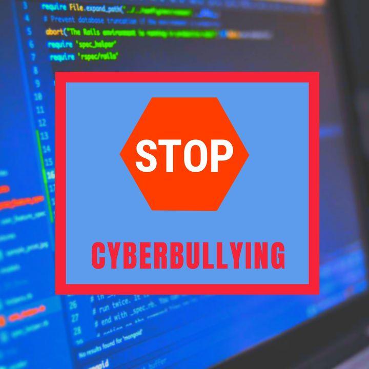 Episode 2 - The Impact of Cyber Bullying. by Khanisha Moodie, Joshua Wasserman and Jessie Webb.