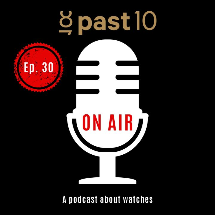 Episode 30 - Apple Watch & Tesla? Watches And Cars Part Two