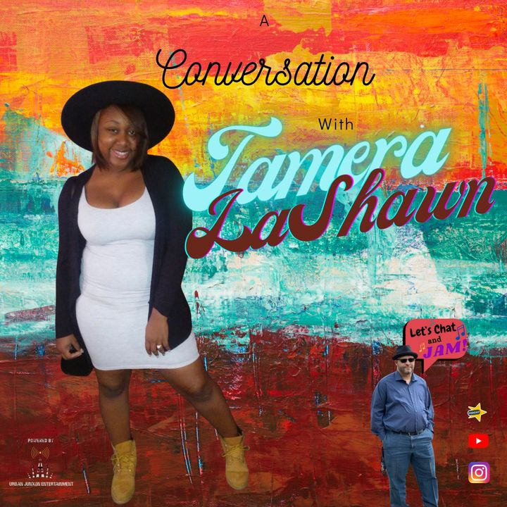 A Conversation With Tamera LaShawn