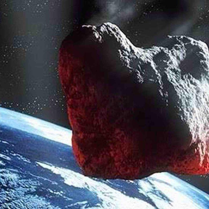 567-Close Space Rock