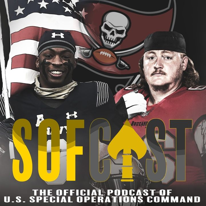 Bonus Episode - Lessons from the Tampa Bay Buccaneers Training Camp with Ryan Jensen and Cameron Kinley