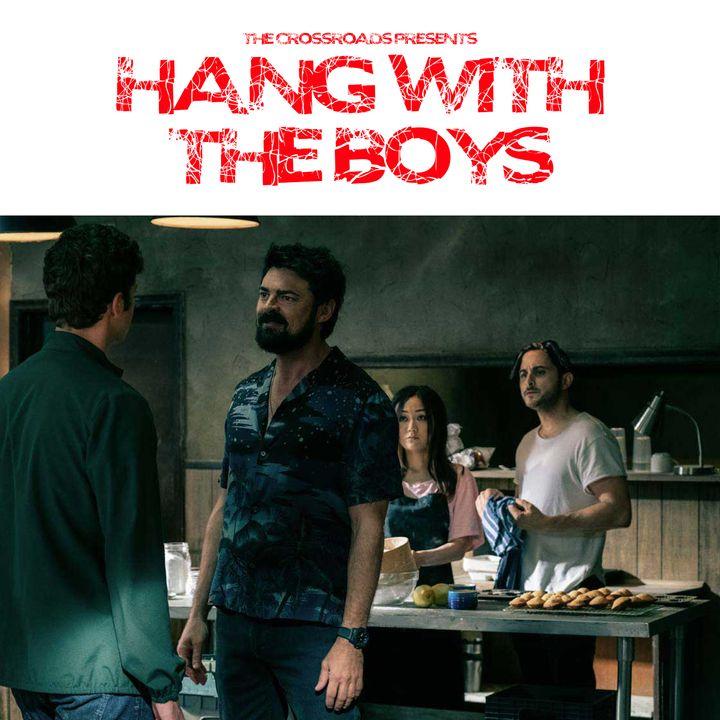 The Boys –  1.07 'The Self-Preservation Society' Breakdown